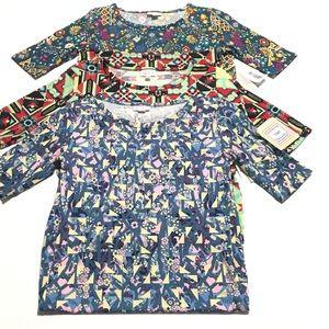 LULAROE Printed Julia Dress Lot Size XXSma…
